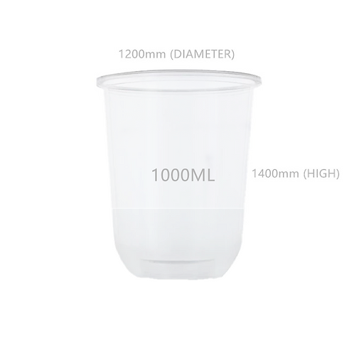 PP Y960 fat clear cup