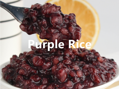 Purple Rice (3.4kg)