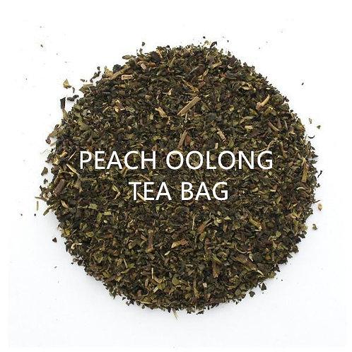 Peach Flavor Oolong tea bag (9g*50pcs)