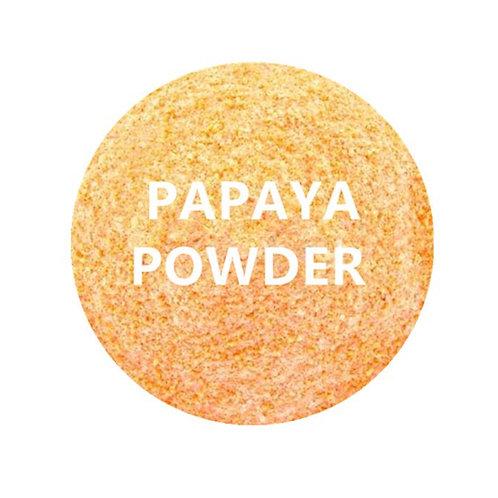 TC Papaya Flavor Powder