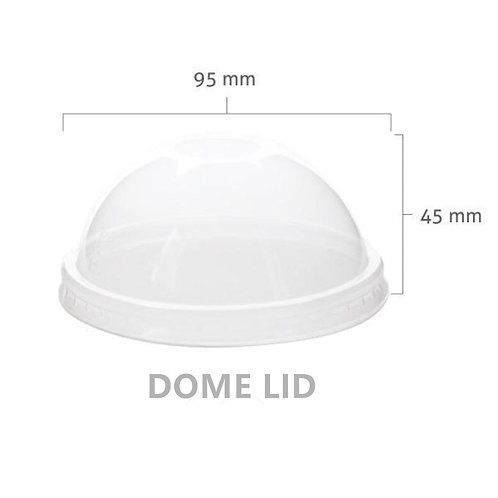 PP D95 dome lid