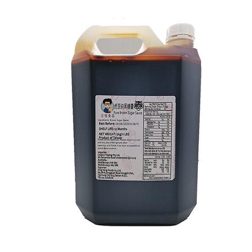 Tiger brown sugar syrup (5kg*4)
