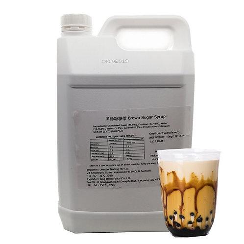 Brown Sugar Syrup (2.5kg)