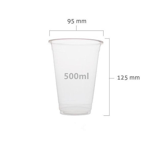 PP Y500 clear cup