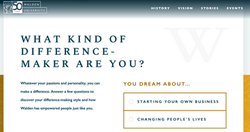 Walden University Quiz Content