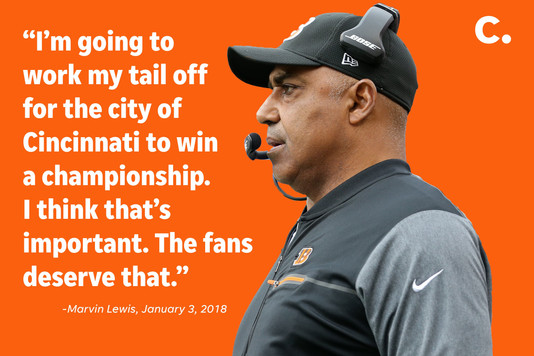 Marvin Lewis Social Quote Card