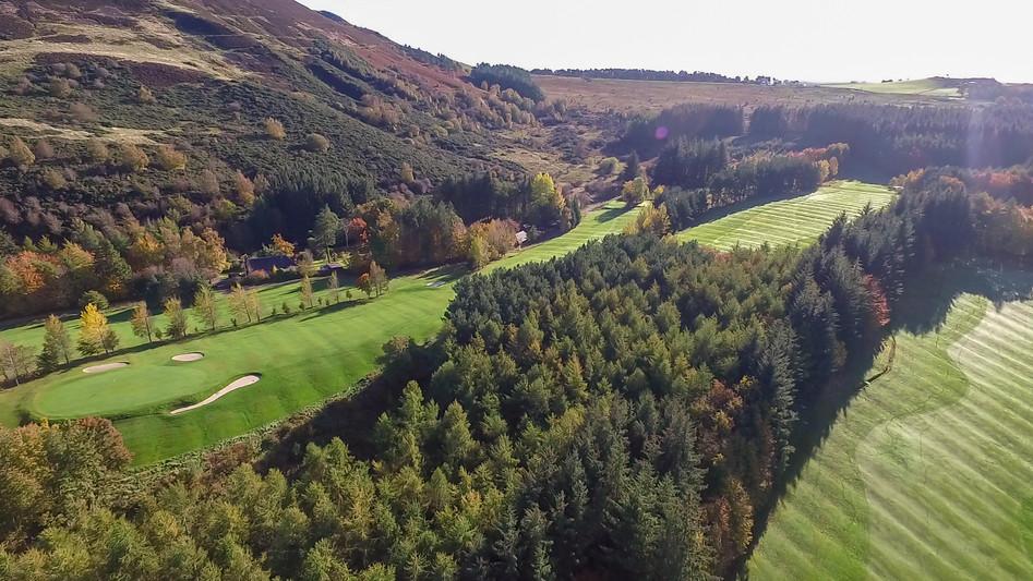 Melrose Golf Course, Scottish Borders