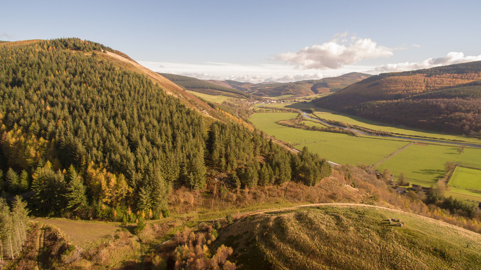 Forte, Innerleithen, Scottish Borders