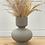 Thumbnail: Vase Wave grau S