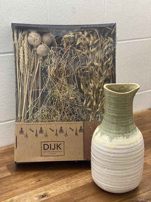 Trocki-Vasen Mix nature