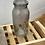 Thumbnail: Vase Sunshine grau S