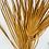 Thumbnail: Palmblatt ocker / 1 Stück