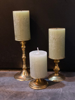 Messing Kerzenhalter