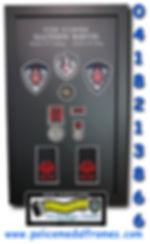 Mathew Reeves Fire Medal Frame 7-4-2020