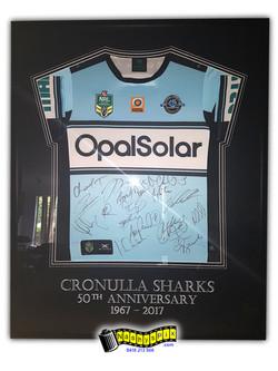 Cronulla Sharks 21-12-2017 Mick
