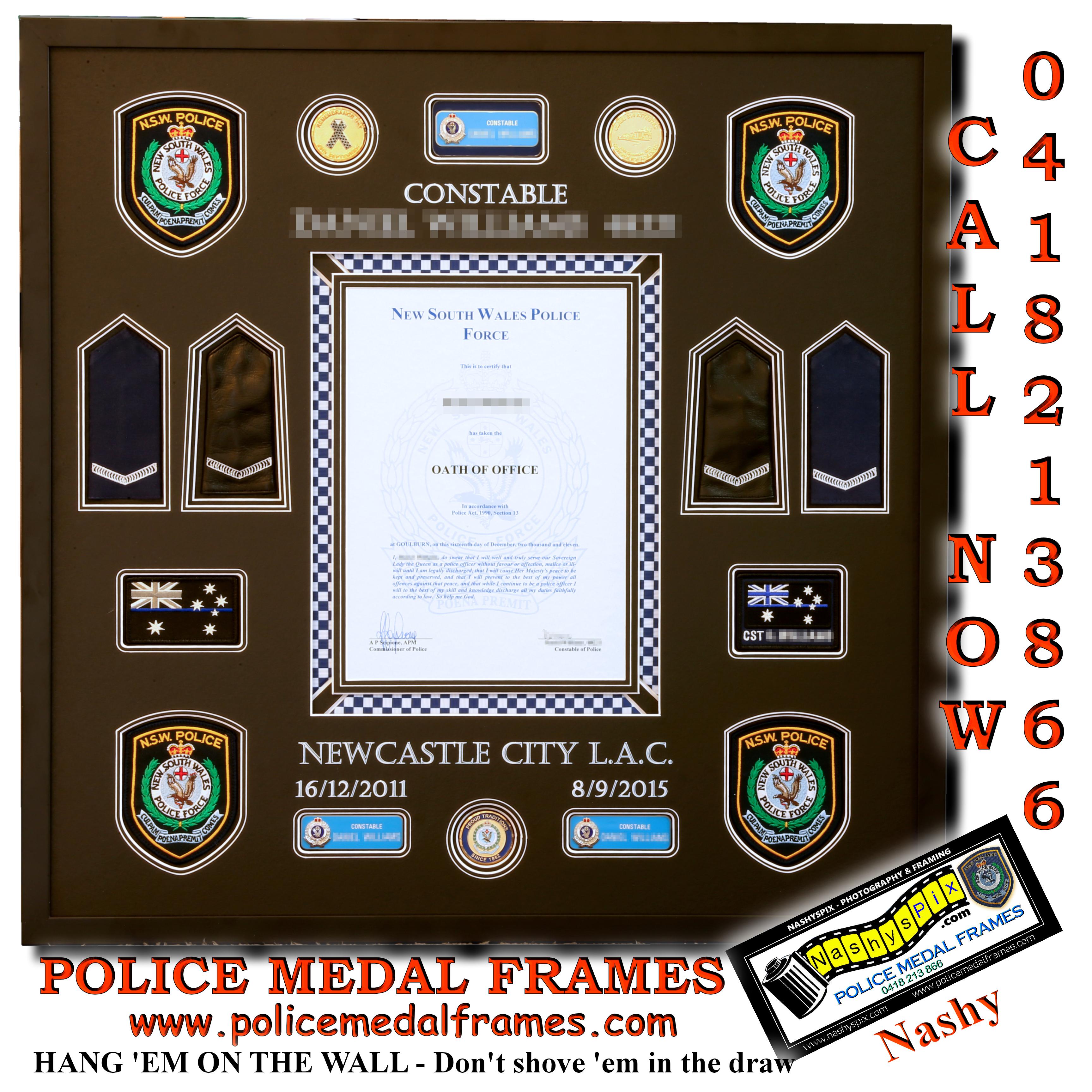 D W Police Frame 8-6-2018