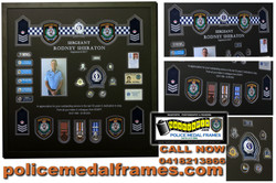 Rodney Sheraton Police Frame 6-10-2020