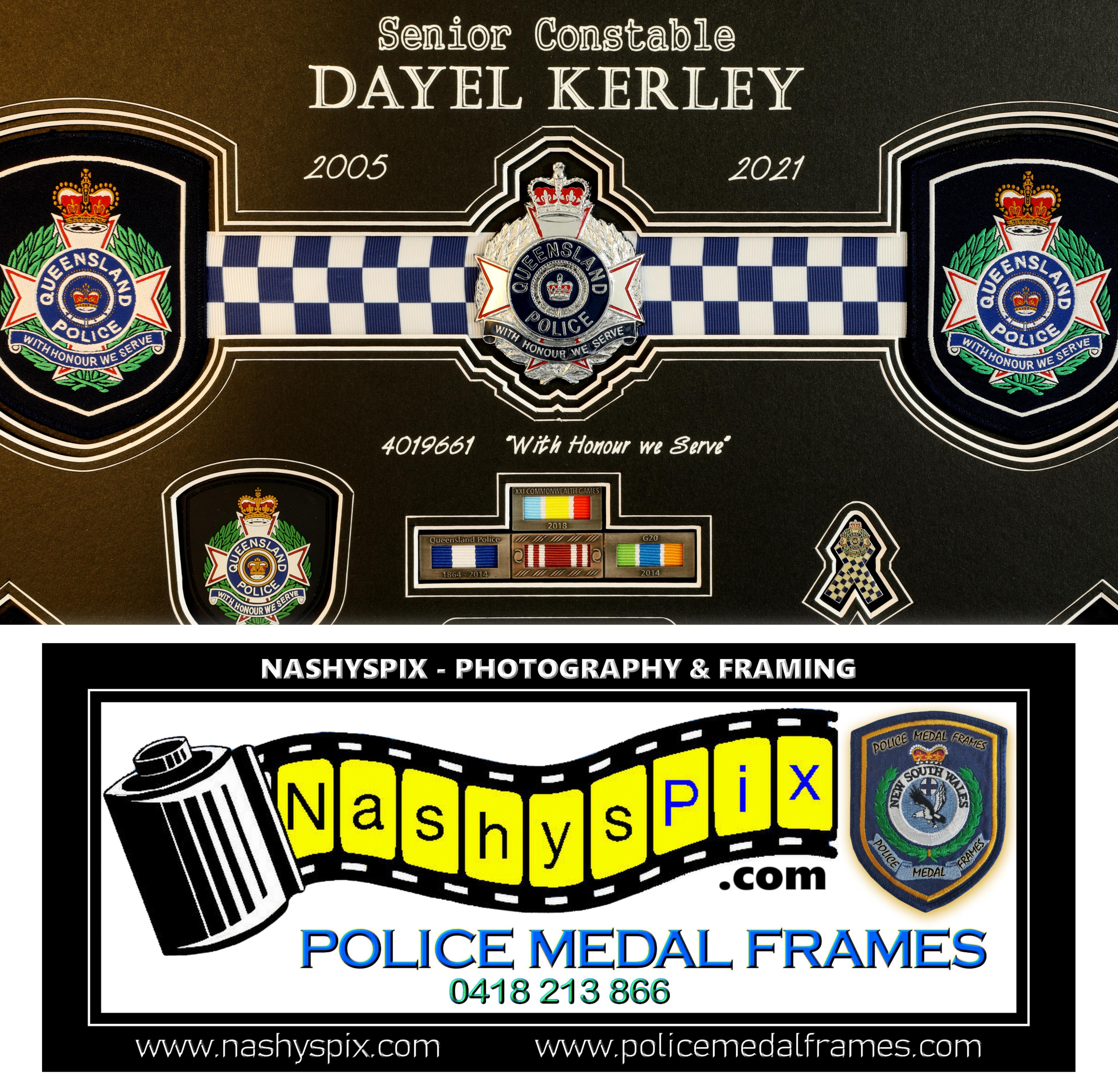 Dayel Kerley QLD POLICE B 15-2-2021