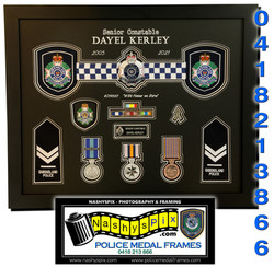 Dayel Kerley QLD POLICE 15-2-2021