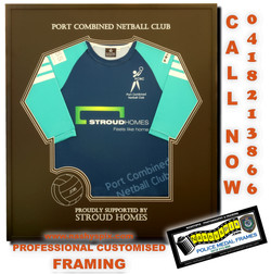 Port Combined Netball Stroud Homes Frame