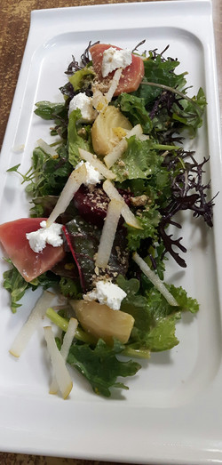 Heirloom Beet Salad