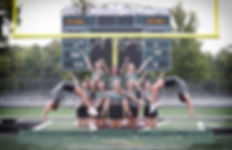 MUSTANGS 2019 WE ARE STRONGSVILLE - JV C