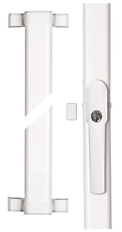 Secvest Funk-Fensterstangenschloss FOS 550 E (weiß)