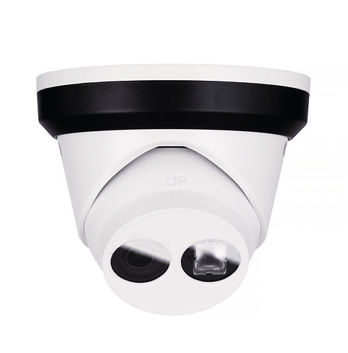 IP Dome 4 MPx (4 mm Fixobjektiv) / IR bis zu 30m / IP67 / 500mA Stromaufnahme
