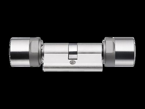 Digitaler Schließzylinder - einseitige Berechtigungsabfrage