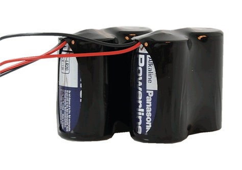 Ersatzbatterie Spezialpack Alkaline