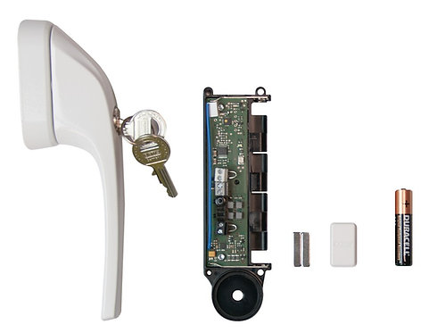 Secvest Funk-Nachrüstset für FOS 550 (weiß)