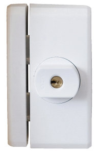Secvest Funk-Fenstersicherung FTS 96 E (weiß)