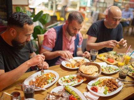 Reaching Muslim Men and Families
