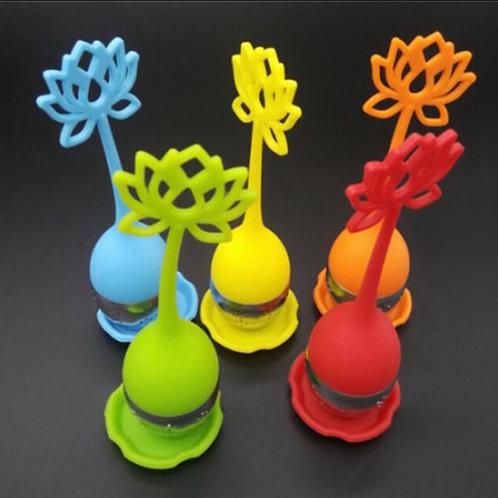 Lotus Flower Tea Infusers