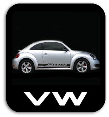 VW Stickers & Stripe Kits
