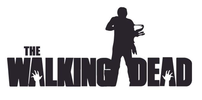 THE WALKING DEAD Decal Sticker
