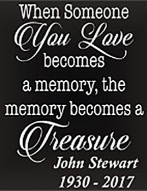 When someone you love becomes a memory... Decal Sticker