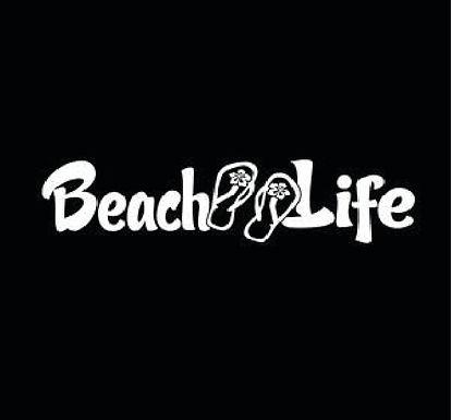 Hawaiian/BeachStickers