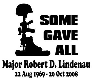 In loving memory of some gave all Decal Sticker
