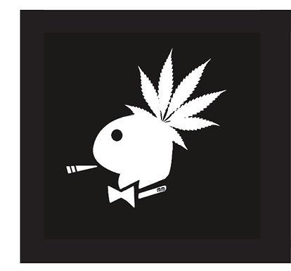 Marijuana & 420 Hemp Stickers
