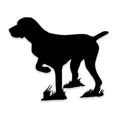 POINTER Hunting Dog Decal Sticker