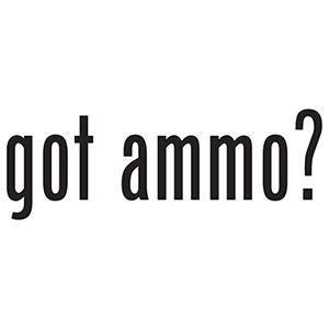 GOT AMMO? Hunting Decal Sticker