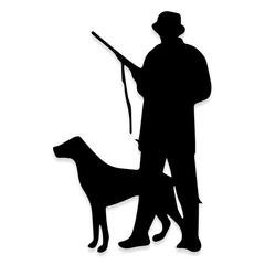 Going Hunting With My Dog Hunting Decal Sticker