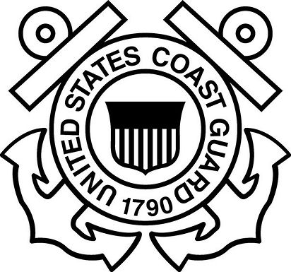Coast Guard Stickers