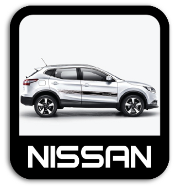 Nissan Stickers & Stripe Kits