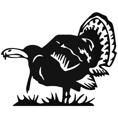 GOBBLER Talkin'Turkey Hunting Decal Sticker 3