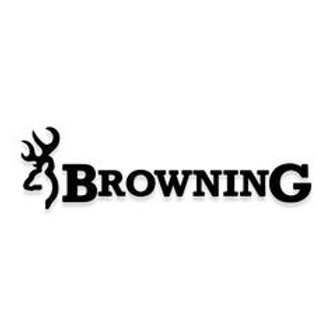 BROWNING Deer Hunting Decal Sticker