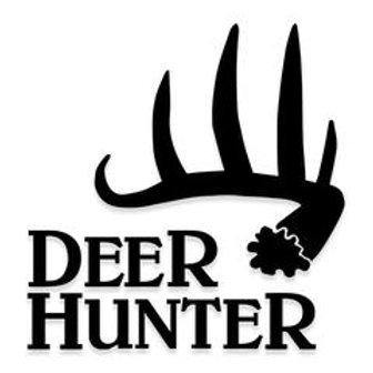 Deer Shed Hunter Decal Sticker