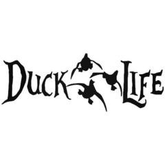 DUCK LIFE Duck Hunting Decal Sticker 2