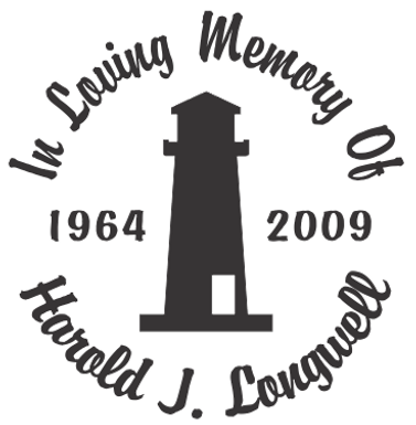 In loving memory of lighthouse 2 Decal Sticker